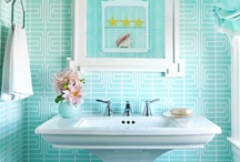 Domestic Design: Bathrooms / Inspiring pictures for your bathroom.