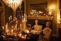 Adult Halloween Party / EAT,DRINK&BE SCARY:) / by Mary Richard