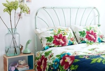 Domestic Design: Bedrooms / Inspiration for decorating your bedroom.