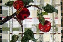 Fun:  Apples, Pears, & Other Fruit To Sew, Quilt, Craft, & Admire / by Theresa Callahan