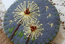 Fun:  Dandelions, Daisies, & Sunflowers to  Sew, Quilt, Craft, & Admire / by Theresa Callahan