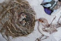 Fun:  Birds & Nests, to Sew, Quilt, Craft, & Admire  / by Theresa Callahan