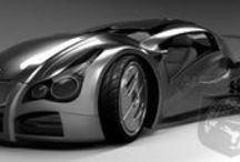 Awesome Cars / by Kerbi Lee
