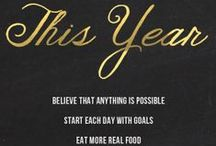 Resolutions / by Mary Richard