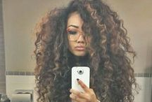 Awesome Hair! / These are pictures of styles that I want to try / by Kerbi Lee