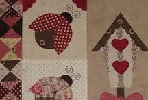 Fun:  Ladybug, Ladybird, Fly Away Home...to Sew, Craft, Love, and Admire! / by Theresa Callahan