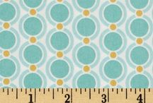 Fabric: In My Collection / Fabrics I already have, fabrics I might add, potential themes/block pattern(s), etc. / by Jennifer Utz