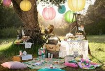 Inspired By: Picnics / All things picnic.