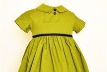 Sewing: Clothes for little ones / Patterns, tutorials, inspiration for baby and children's clothing. / by Jennifer Utz