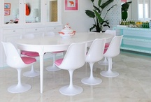 Domestic Design: Dining Rooms / Lovely dining rooms to inspire you. / by Glamorous Housewife