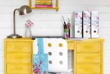 Domestic Design: Offices / Inspiration for your office. / by Glamorous Housewife