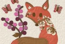 Fun:  Foxes to Sew, Craft, Love, and Admire! / by Theresa Callahan