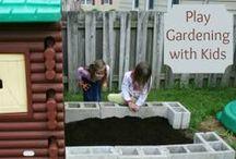 Homeschool Garden / by The Happy Housewife