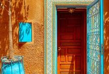 Morocco / Travel, decor, culture, etc.