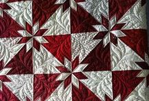 Color:  Red / Art, Crafts, Quilts, Clothing, Decor, & More / by Theresa Callahan