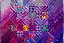 Color:  Purple, Lilac, Periwinkle, Lavender / Art, Crafts, Quilts, Clothing, Decor, & More / by Theresa Callahan