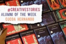#CREATIVESTORIES | COCOA HERNANDO / Discover how we helped 38 year-old Paul Tomlinson go from digital designer to owner of his own confectionary company Cocoa Hernando!   We are now taking applications for our next intake of students. Places are limited so apply now to avoid disappointment! http://bit.ly/X0EXxS / by School for Creative Startups