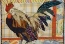 Fun:  Chickens, Hens, Roosters to Sew, Quilt, Craft, Admire, and Love / by Theresa Callahan
