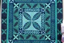 Color:  Aqua, Aloe, Turquoise / Art, Crafts, Quilts, Clothing, Decor, & More / by Theresa Callahan