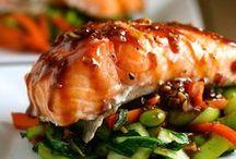 Food - Seafood / by Christina Walsh