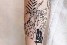 Inked / Tattoo inspiration.