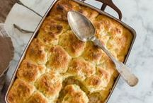 Recipes: Breads & Rolls / Bread and roll recipes. Biscuit recipes too!