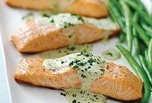 Recipes: Fish / Easy fish recipes