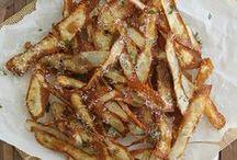 Recipes: Potato Side Dishes / Potato recipes go here.
