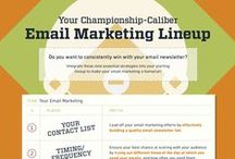 Email Marketing / Tips and best practices for effective email marketing. / by Matt Bryant