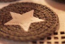 Knitting & crocheting / by Riitta