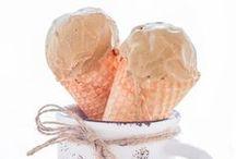 Eis Rezepte - Eis selbermachen / Eis ohne Eismaschine, Eis mit Eismaschine, Eis selber machen, Eisrezepte