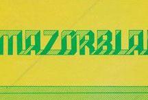 Barney Bubbles / English graphic artist Barney Bubbles (born Colin Fulcher). 1942–1983.