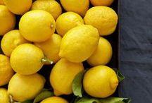 Zitronen Rezepte - Lemon recipes / Zitrone, Zitronenkuchen, Zitronenmarmelade, Zitronentarte, Zitronenkekse, Zitronenplätzchen.   Lemon - Lemon Curd, Lemon Cake, Lemon Cookies, Lemon jam , Lemon marmelade, Syrup