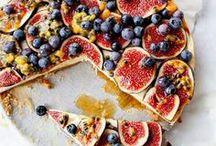 Feigen Rezepte - Fig recipes / Kochen und backen mit Feigen Suppe, Kuchen, Pizza, Käse