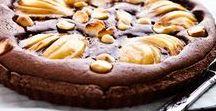 Pear Recipes | Birnen Rezepte / Birnenkuchen, Birnenaufläufe, Birnendessert - tolle Rezepte mit Birnen.