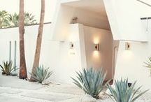 Palm Springs / Summer Design Inspiration