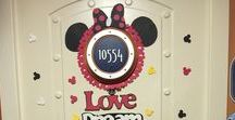 Disney Cruise Door Magnets / How to decorate your Disney Cruise Line stateroom door. Remember, magnets only -- no adhesive, tapes, or over-the-door organizers. | dcl | disneycruise | disney ship decor