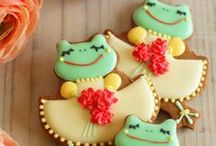 Cookies and treats that I love / food_drink / by Valerie B.