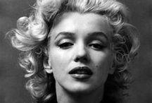 Marilyn Monroe / by Erin Moutz