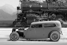 hot rods / as above