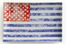 Red, White & Blue  / by Robyn Grace Trinnaman