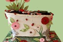 """So Darn Cute""Cakes / by Valerie B."