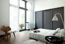 Bedroom Bliss / One's place to unwind from the day. / by Rove Concepts