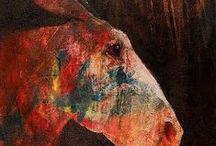 Mãe, pinta essa aqui. / Beijos, Van Gogh.