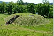 Other mound sites