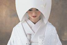 衣裳 - 白無垢