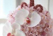 和 bouquet