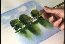 dibujos y pinturas / by Susana Pintos