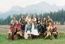 country-western wedding