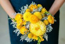 color wedding yellow